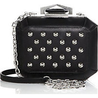 Alexander McQueen Studded Box Clutch photo