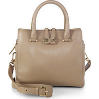 Furla Exclusively for Saks Fifth Avenue Mediterranean Mini Pebbled-Leather Tote photo