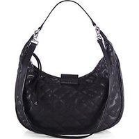 Marc by Marc Jacobs Moto Quilted Big Banana Hobo Bag photo