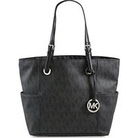 MICHAEL MICHAEL KORS Signature Logo-Patterned Tote photo