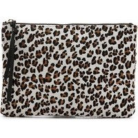 Oliveve Haircalf Queenie Clutch photo