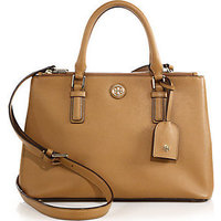 Tory Burch Robinson Double-Zip Tote photo